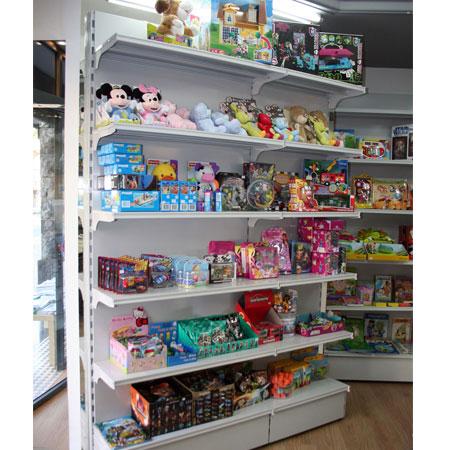 Mobiliario tienda de juguetes - Estantes para juguetes ...
