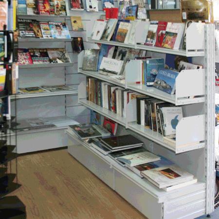 Mobiliario Especializado Librerias Y Papelerias