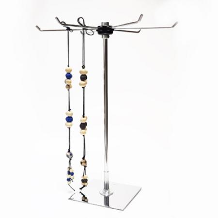 expositor cadenas o colares