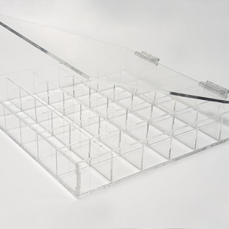 caja separadores con tapa