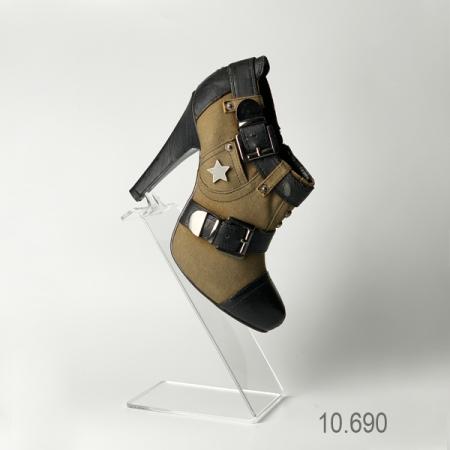 soporte para calzado con tacón