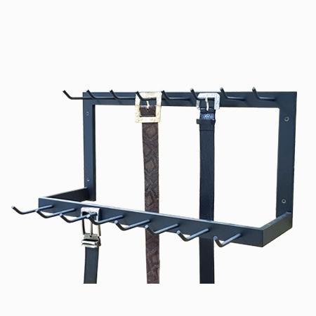 expositor de cinturones