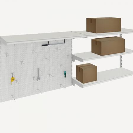 estanterías metálicas para bricolaje
