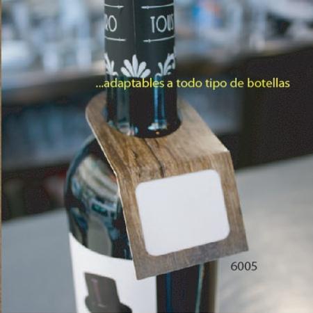 etiqueta para botellas