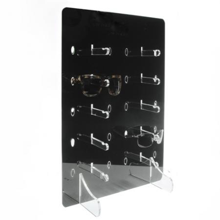 exposición 10 gafas