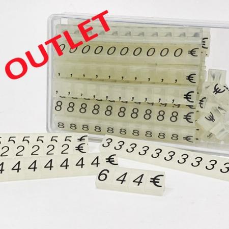 marcadores de precios 11 mm outlet
