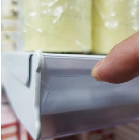 perdil porta precios con adhesivo para todo tipo estantes