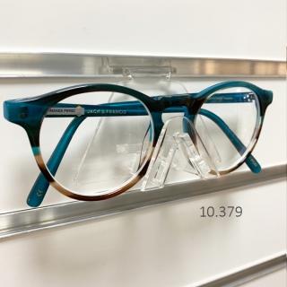 Soporte gafas a lama, apoyo de 11 mm, metacrilato