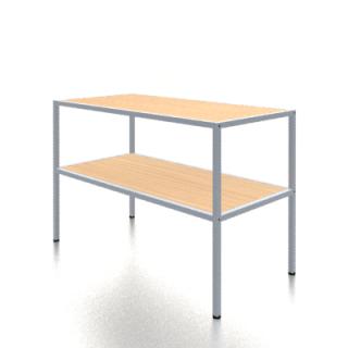 Mesa de centro 120x60x80 cm