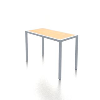 Mesa exposición 150X60X80 cm
