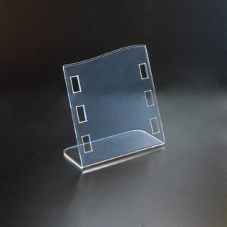 Expositor 3 gafas doblado, Metacrilato