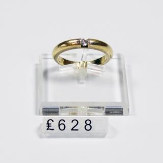 Marcadores de precios 5 mm moneda £, fondo glaseado- nº negro estuche