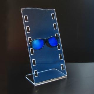 Expositor 6 gafas metacrilato