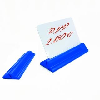 Etiqueta 65x40 mm reutilizable con base, 20 unidades