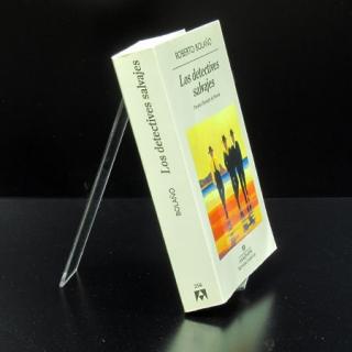 Soporte para libro vertical,Metacrilato transparente