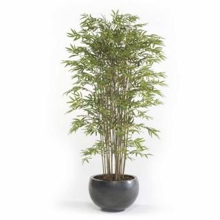 Árbol Bambú DELUXE, artificial de 155 cm, para interior