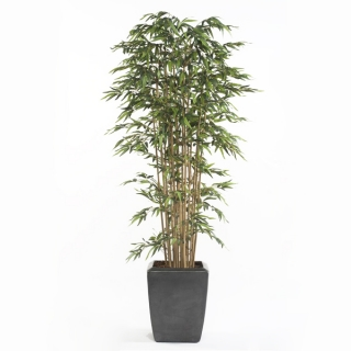 Árbol Bambú PREMIUM, artificial de 150 cm, para interior