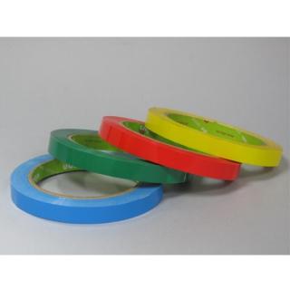 Cinta adhesiva color para cierra bolsas