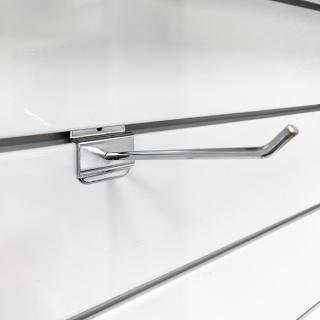Gancho simple para lama 6x200 mm. 20 unid.