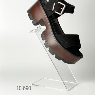 soporte para zapatos mujer en vertical