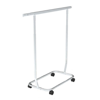 Perchero plegable 80 cm, extensible