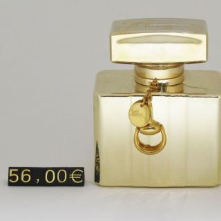 Marcadores de precios en dados de 9,5 mm, fondo negro, número oro