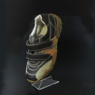 soporte metacrilato calzado