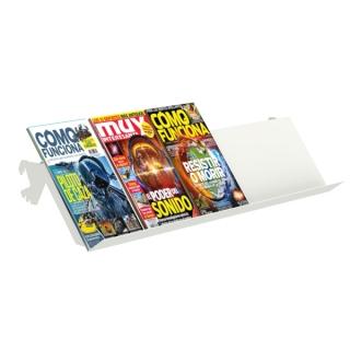 Estante individual para revistas