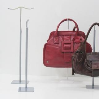 Modelos de soportes para bolsos